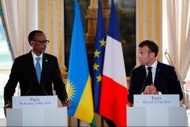 Sonia Rolland, originaire du Rwanda, devenue Miss France en 2000, fait partie d'un groupe qui accompagnera le président français Emmanuel Macron lors de sa visite au Rwanda.