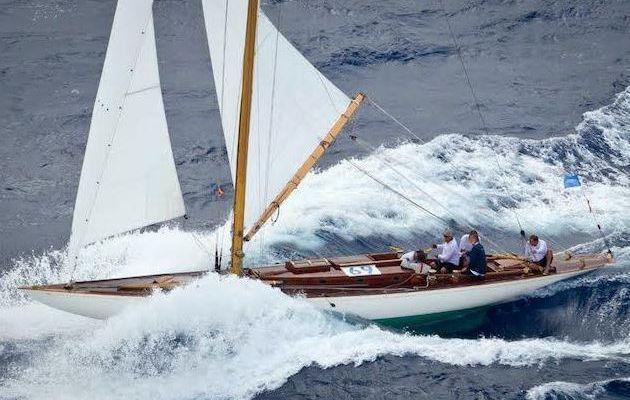 Les yachts classiques ont rendez-vous à La Rochelle les 5 et 6 septembre