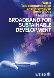 16 May : World Telecommunication and Information Society Day 2014