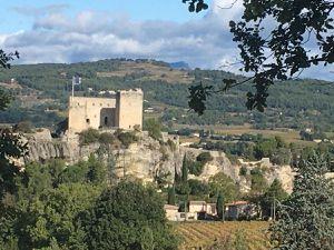 Mercredi 6 novembre : De Crestet à Vaison La Romaine