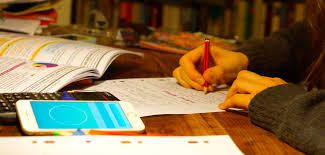 Study the highest priority material provided by study India