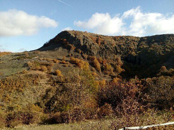 Rando du volcan de la Chirouze