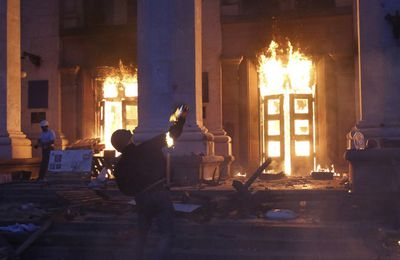 Solidarité internationale avec les victimes du massacre d'Odessa