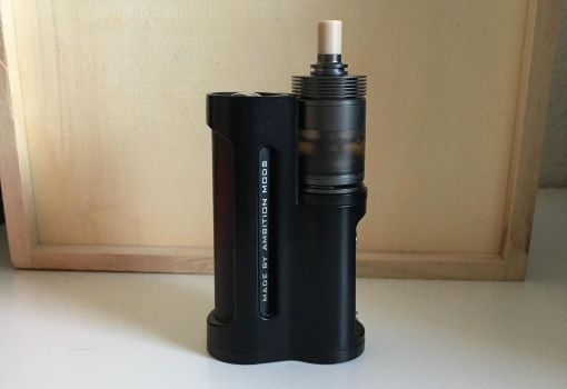 Test - Atomiseur - Pioneer MTL RTA de chez BP Mods