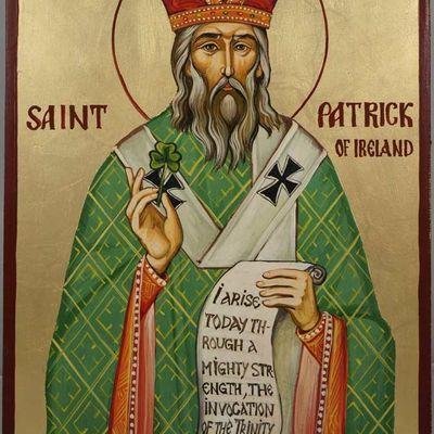 Le trèfle de Saint Patrick