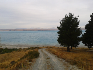Mont Cook & Lake Tekapo
