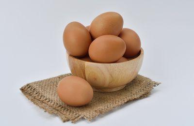 Sucré, salé : comment passer des blancs d'œufs