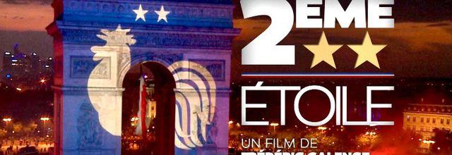 Avec « Deuxième Etoile », TF1 vous propose de revivre le 2 janvier l'épopée des bleus lors du Mondial