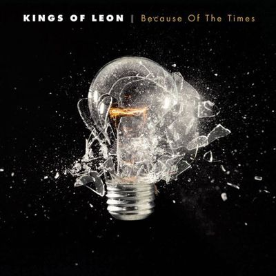 "KINGS OF LEON ""because the times"""