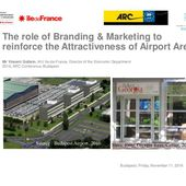 The role of Branding & Marketing to reinforce the Attractiveness of Airport Areas