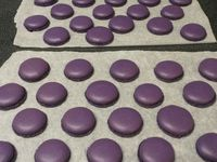 Macarons au Cointreau - Angel's Kitchen