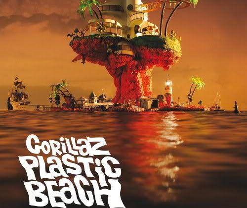 Live évènement de Gorillaz vendredi soir sur MTV.fr !