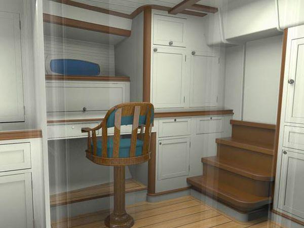 Surfari 44, le voilier au plan de pont révolutionnaire !