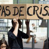 Le bilan social officiel de la crise économique