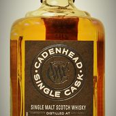 Glen Elgin Cadenhead 21Y - Passion du Whisky