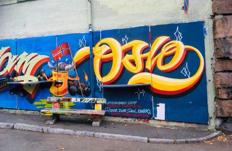 Oslo - Brenneriveien