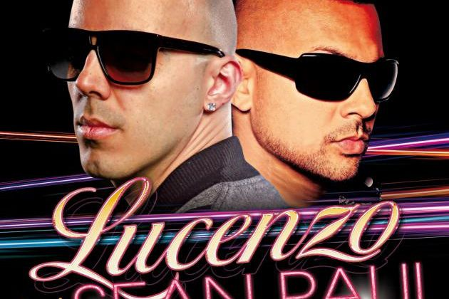LUCENZO feat SEAN PAUL - WINE IT UP - 2012
