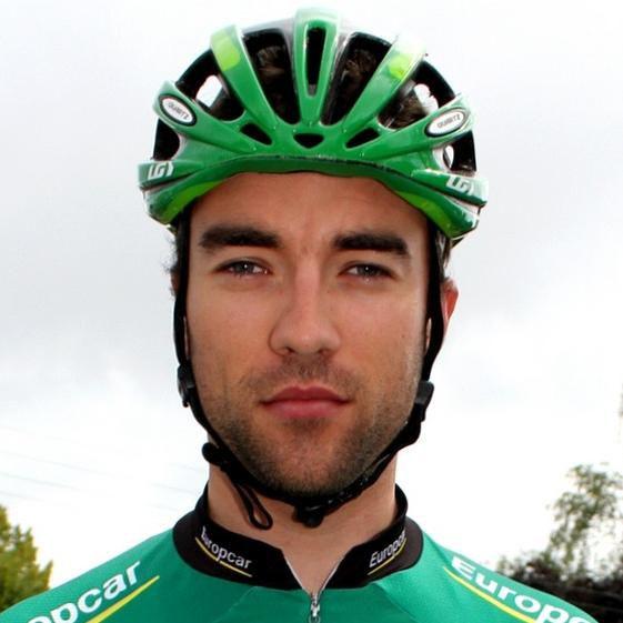"Yann Moritz (photo d'archives ""Team Europcar"" 2011"