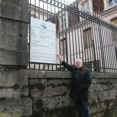 HAUTE SAONE: Quand le département veut valoriser le patrimoine haut saônois tout en faisant détruire un immeuble ancien à Vesoul.