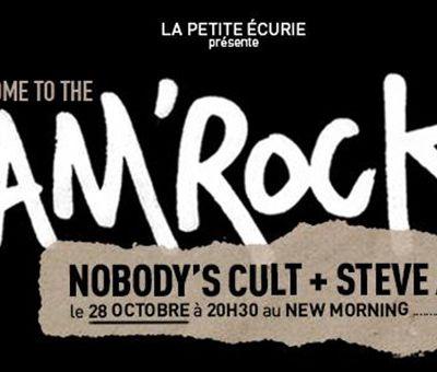 Agenda : Nobody's Cult au New Morning, le 28 octobre 2017