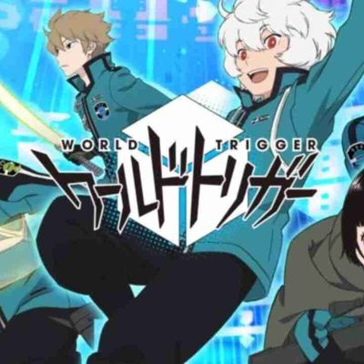 World Trigger : Saison 3