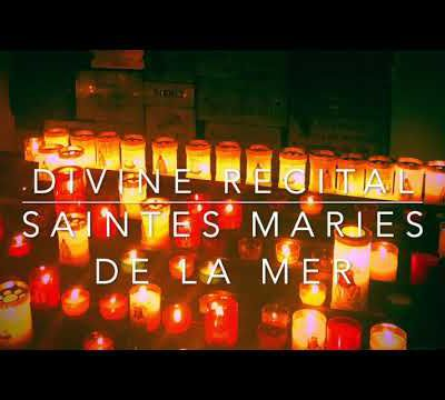 Divine Recital 31 aout 2020 Veronica Antonelli aux Saintes-Maries-De-La-Mer