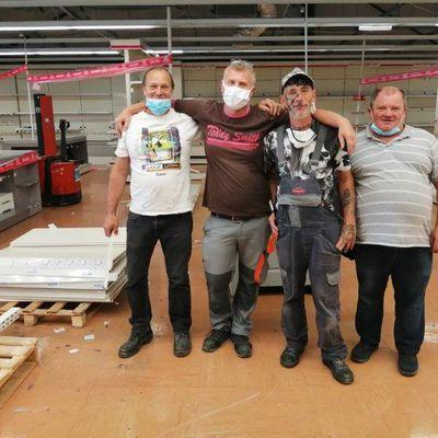 BOULANGER favorise la réutilisation de son mobilier et matériel professionnel en le mettant à disposition de six associations locales