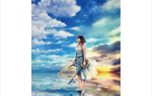 "[EN ECOUTE CHEZ STARSYSTEMF] EP ""Face My Fears"" de Hikaru Utada feat Skrillex (KINGDOM HEARTS III)"