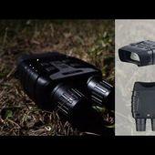 JUMELLES DE VISION NOCTURNE - voir dans la nuit - [PEARLTV.FR]