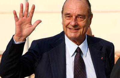 Jacques Chirac laisse une odeur amère!