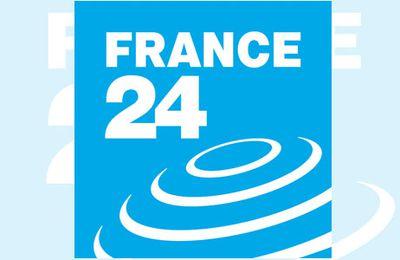 France 24 désormais disponible sur les téléviseurs connectés Samsung et LG