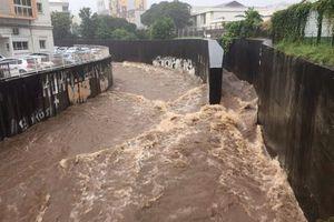 Fortes pluies et pollutions