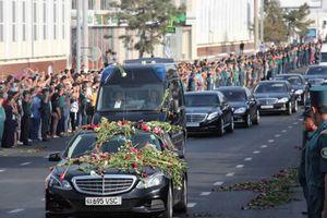 Décès de Karimov après plus de 25 ans à la tête de l'Ouzbékistan