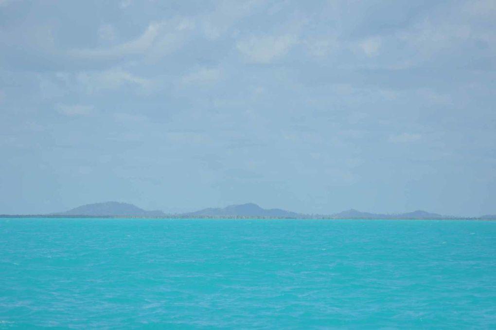 Cayo Campos : un paradis derrière les récifs