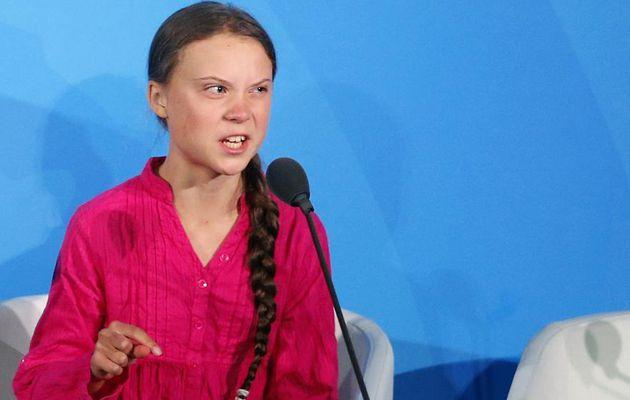 Carta de una joven sudanesa a la pobre  Greta Thunberg, a la que han robado su infancia