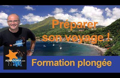 Voyage plongée : se préparer et réviser pour éviter les galères !