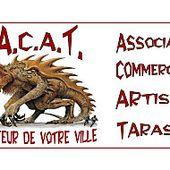 LISTE DES ADHERENTS DYNAMIQUES - Bienvenue à Tarascon ! A.C.A.T. Acteur de votre ville