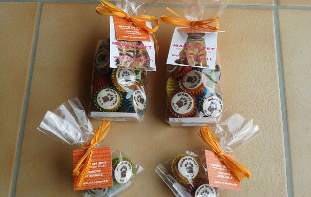 Test - Cupcakes de Made In Pet