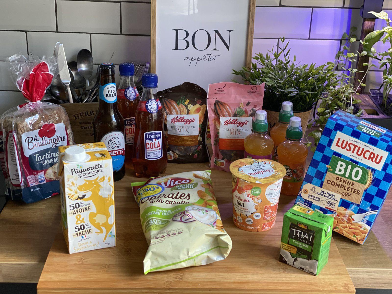 DEGUSTA Box : Septembre 2021 - Saine & gourmande