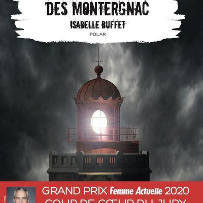 Le déshonneur des Montergnac - Coup de cœur du Jury Prix Femme Actuelle 2020
