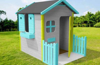 La maison de jardin pour les enfants