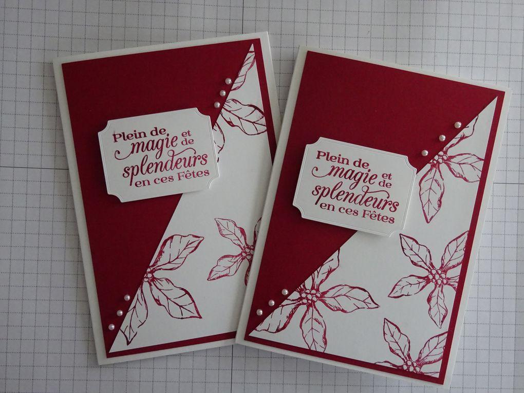 [Astuce] comment réaliser 2 cartes avec un minimum de papier