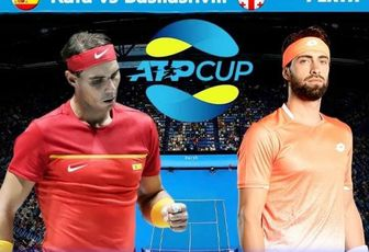 ATP Cup Day 2