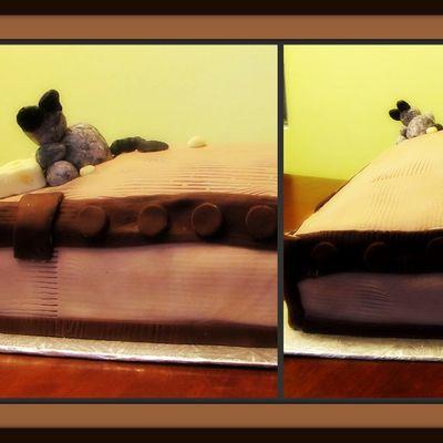 Coffre gâteau