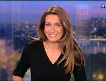 Anne-Claire Coudray - 27 Mars 2016