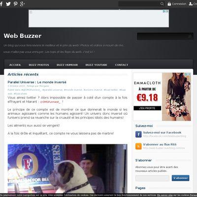 Web Buzzer