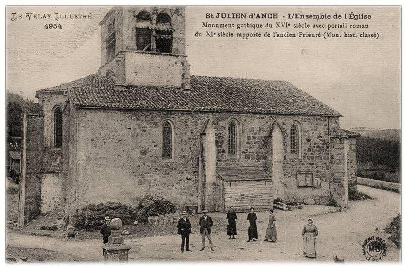 Il était une fois Saint Julien de Ance