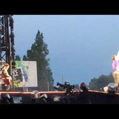 Ouverture A Head full of dreams Coldplay stade Charles Erhmann Nice 24.05.2016 #ColdplayNice