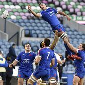 Rugby : de solides Bleus s'imposent en Ecosse (15-22)
