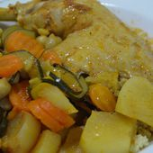 Couscous weight watchers- Recette cookeo |